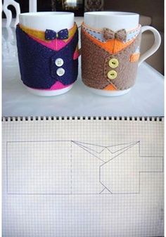 Superb 10 Best DIY Cup Cozy Ideas