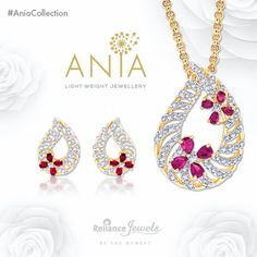 #AniaCollection Light Weight Jewellery. Stones embellished on vibrant ornates that act as a cure for everyday morning blues. Reliance Jewels Be The Moment. www.reliancejewels.com #reliance #reliancejewels #indianjewellery #beautiful #bridal #neverendingtrend #bethemoment #beyou