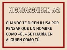 ✧pιnтereѕт: MarhyaJs✧ Micromachismo #2