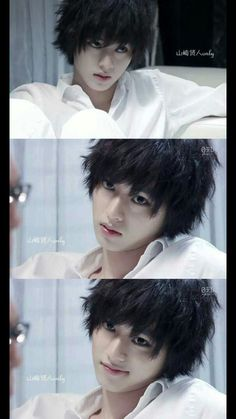 Kyah😍 L from death note real life L Death Note Movie, Death Note Live Action, L Cosplay, Cosplay Anime, Kento Yamazaki Death Note, Juuzou Tokyo Ghoul, Death Note Cosplay, L Dk, L Lawliet