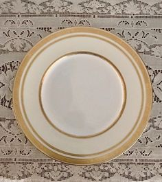 Vintage Plate by Minton England for Tiffany New York