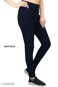 Checkout this latest Jeggings Product Name: *Denim Women Jeggings * Sizes:  28 (Waist Size: 28 in, Length Size: 38 in)  30 (Waist Size: 30 in, Length Size: 38 in)  32 (Waist Size: 32 in, Length Size: 38 in)  34 (Waist Size: 34 in, Length Size: 38 in)  36 (Waist Size: 36 in, Length Size: 38 in)  38 (Waist Size: 38 in, Length Size: 38 in)  Country of Origin: India Easy Returns Available In Case Of Any Issue   Catalog Rating: ★4.1 (354)  Catalog Name: Sana Graceful Women's Jeggings CatalogID_893017 C79-SC1033 Code: 944-5909759-7521