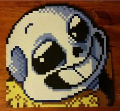 I've been getting back into working with perler beads and I figured where better to start up again than with one of my favorite indie titles? Undertale has been an amazing time thus far and I've ha...