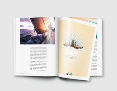Travel Catalogs | Editorial Design on Behance