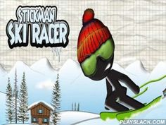 Stickman Ski Racer  Android Game - playslack.com , Stickman Ski Racer is not evil passageway game for Android inclinations. intense descents of the mountain are waiting for you in the game. Your important work is to come the complete gathering  coinages on your route. elude hindrances, such as cliffs, leaping  over them and making different feats during the descent. Some of descents will take point at dark-hour on a dimly lit slope, what will increase doctrine to the game.