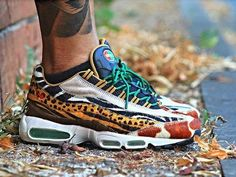 innovative design 43d3f 8cd9a 2006 Atmos x Nike Air Max 95 Supreme Animal -  kickz 78 Chaussure Sneakers,  Chaussure
