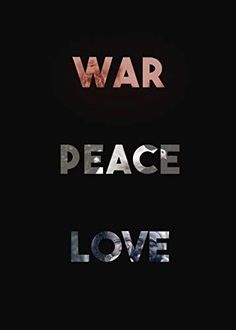 #Book Review of #WarPeaceLove from #ReadersFavorite Reviewed by Vernita Naylor for Readers' Favorite