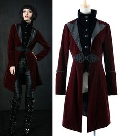 UNISEX gothic Black punk visual kei JApan coat jacket blazer S-XL FREE SHIPMENT | eBay