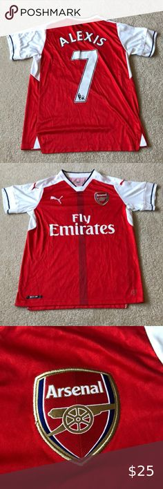 Arsenal FC London Trikot Home 2015//16 Puma  XL