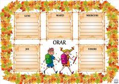 Orare cu diverse modele System Architecture, Classroom Decor, Classroom Management, Mickey Mouse, Education, School, Centre, Desktop, Parents