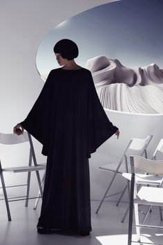 White Nights W8 by Artur Verkhovetskyi #fashion #editorial #futuristic