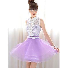 Womens Palace Style Swing Dress – USD $ 37.99