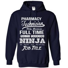 Pharmacy technician-NINJA