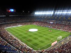 Abroadable Confessions of a Sports Nut in Barcelona - Abroadable