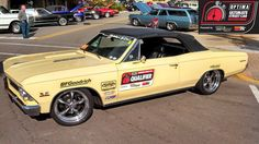 Lynda Jacobs' 1966 Chevrolet Chevelle SS convertible is headed to the 2013 #OUSCI