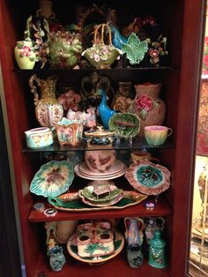 My majolica collection - part #1