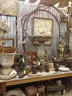 at the store...green oak antiques in rochester indiana