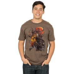 The Witcher Official Store : The Witcher 3 Monster Slayer Premium Tee
