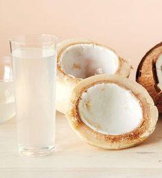 Agua de coco, la bebida que activa el metabolismo