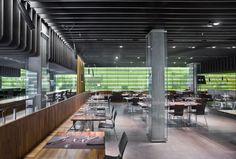 Gallery of Restaurante El Merca'o / Vaíllo & Irigaray + Galar - 28