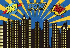 Super Hero Theme Night City Backdrop for Kid Photos – Dbackdrop City Backdrop, Backdrop Decorations, Backdrop Stand, Muslin Backdrops, Custom Backdrops, Superhero Backdrop, Superhero City, Photography Backdrops, Photography Photos