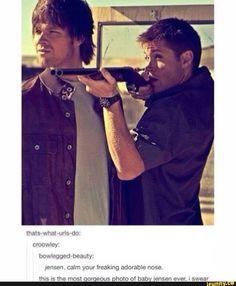 Unfreakingbelievable <<< fetus Jensen
