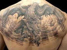 """Résultat de recherche d'images pour """"tattoo dragon back"""""""