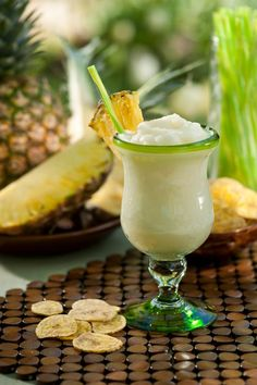Get Pina Colada Recipe from Cooking Channel