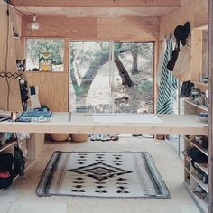 I do love plywood. Great for a small space extra room in the garden.