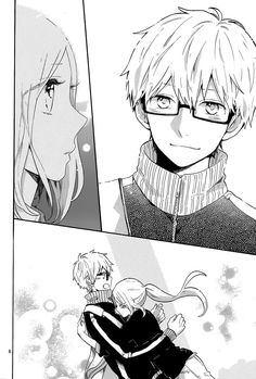 Immagine di manga, romance, and hibi chouchou Manga Love, Manga To Read, Anime Love, Me Anime, Manga Anime, Anime Art, Manga Drawing, Manga Art, Cartoon Drawings
