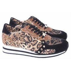 Liu Jo - Zwarte - Sneakers