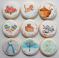 Arty McGoo cookies