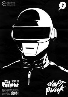 #daft_punk #black #helmet