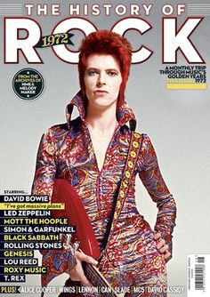 NME - Uncut History Of Rock All Products. Officially licensed merchandise, T shirts, hoodies, and much more. The largest range available on the net. David Bowie Starman, David Bowie Ziggy, David Bowie Covers, Mott The Hoople, Mick Ronson, Simon Garfunkel, Roxy Music, Celebrity Magazines, Alice Cooper