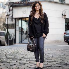 New blog post talking about my favorite pieces from @cholatparis  #parisfashion #parisjetaime #cholatparis