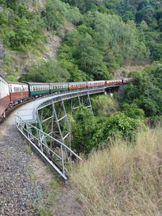 Top 25 Things to Do in Australia & New Zealand in 2014: #20. Travel by rail