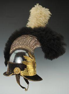 Francia. Garde du Corps du Roi 1820 compagnie-de-gramont-second-model Oficial