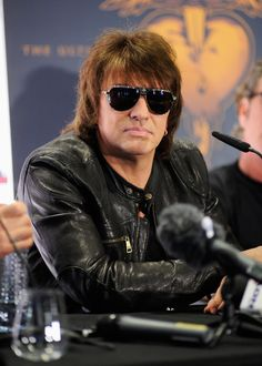 richie sambora  | Richie Sambora Richie Sambora attend a press conference ahead of the ...