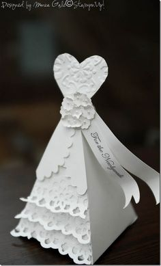 Stampin' Up! - Teeny Tiny Wishes & Big Shot Petal Cone Die with Various Punches