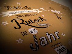 ~Christmas card 2014~  #xmas #christmas #christmascard #design #graphicdesign