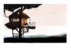 Cabane dans mes Cévennes- Sophie Griotto (2013)