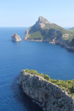 Montagne Formentor; Majorque #Lul's