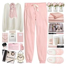 """Time to Relax"" by heartart ❤ liked on Polyvore featuring Newgate, H&M, Meri Meri, Chanel, Lipsy, Calypso Private Label, Impressions, Penguin Group, Bella Freud and Prada"