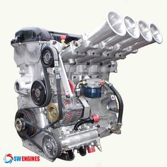 #SWEngines Check out the most powerful engine of Ford.