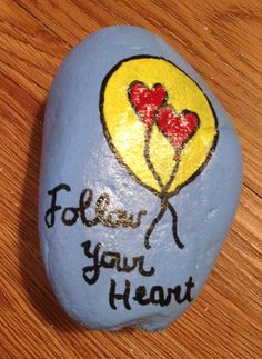 Creative DIY Ideas to Make Painting Rock for Valentine Decorations