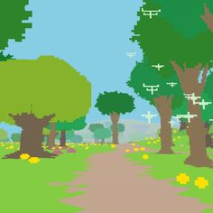 Proteus screenshots, images and pictures - Giant Bomb
