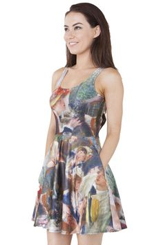 A skater dress. Living Dead Clothing, Summer Dresses, Pocket, Clothes, Collection, Fashion, Outfits, Moda, Clothing