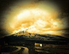 Gateway - Mt Taranaki by metservice.nz, via Flickr