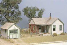 CITY CLASSICS BUILDINGS 112 HO BONUS PACK 3 HOUSES Model Railroad Kit FREE SHIP