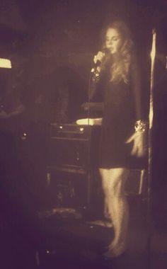 Lana Del Rey in Glasglow, 2011 #LDR